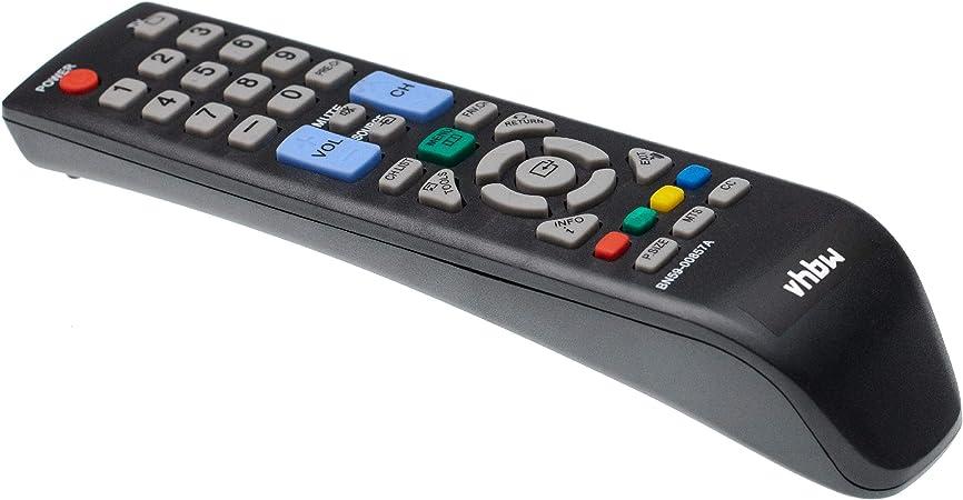 vhbw Mando a Distancia Compatible con Samsung T27A300, TXM2797HFX ...