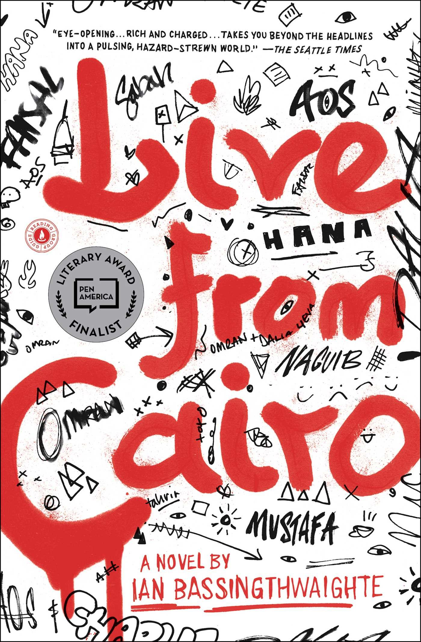 Download Live from Cairo: A Novel ebook