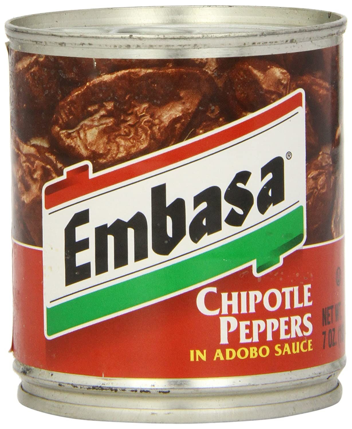 Embasa Chipotle Peppers in Adobo Sauce, 7 oz