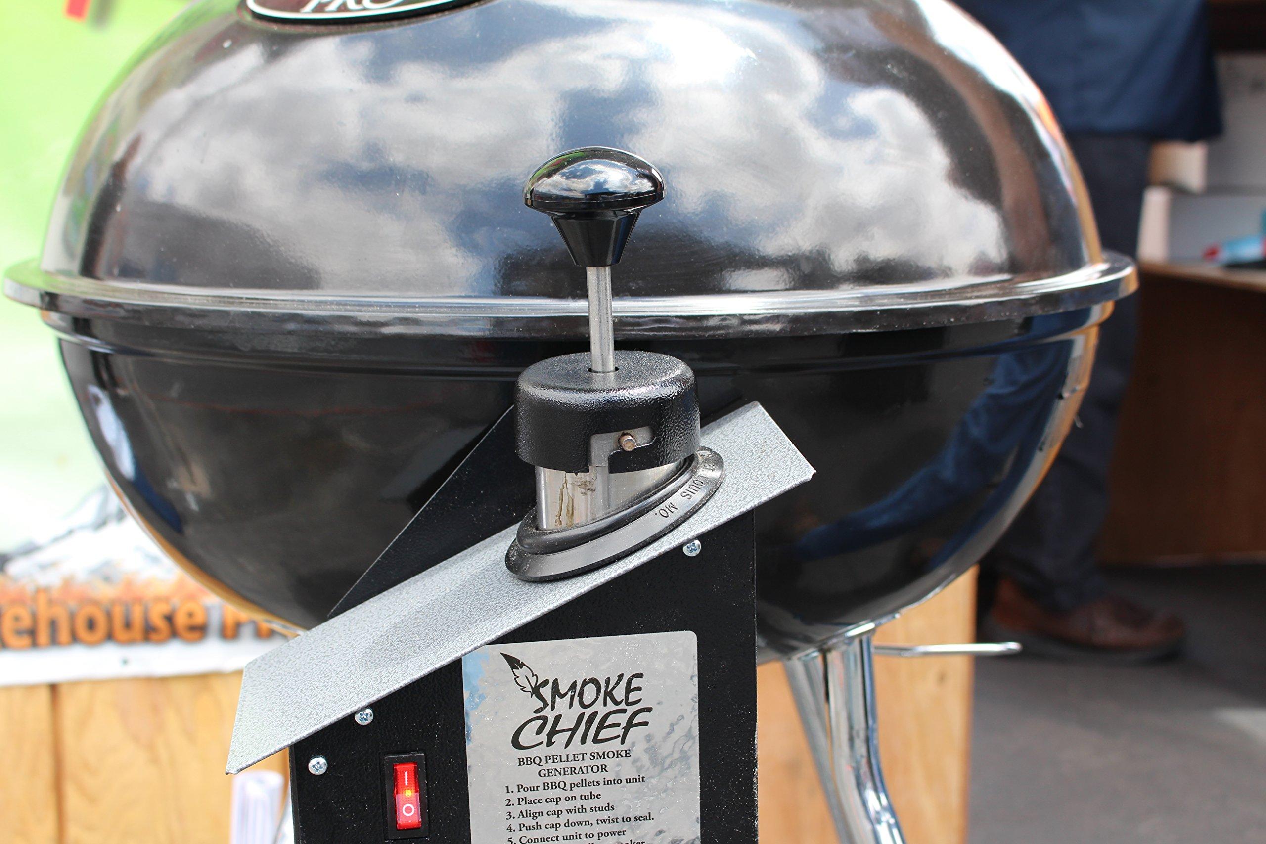 Smokehouse Products 9500-000-0000 Smoke Chief Cold Smoke Generator by SmokeHouse (Image #5)