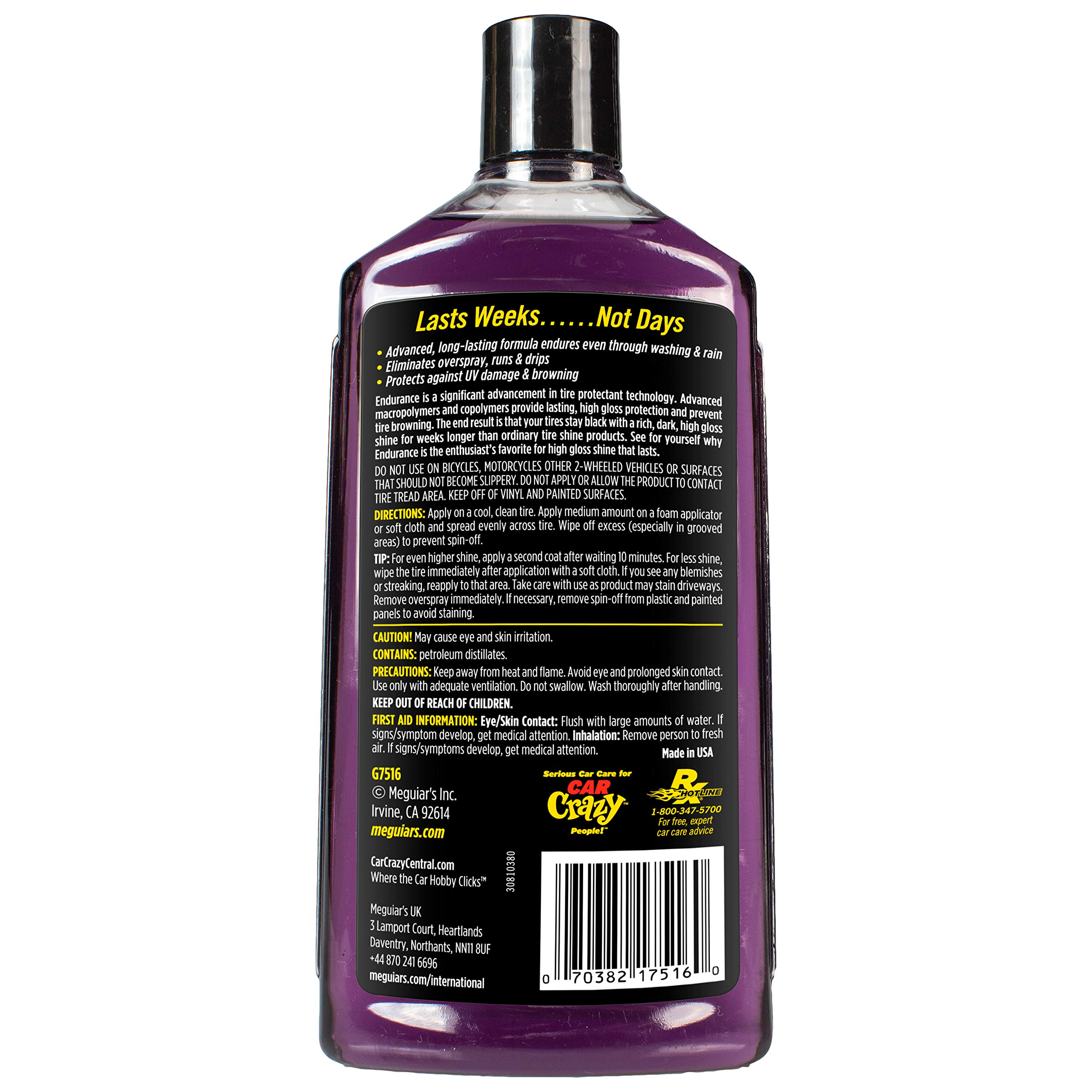 MEGUIAR'S G55032SP Complete Car Care Kit by MEGUIAR'S (Image #11)