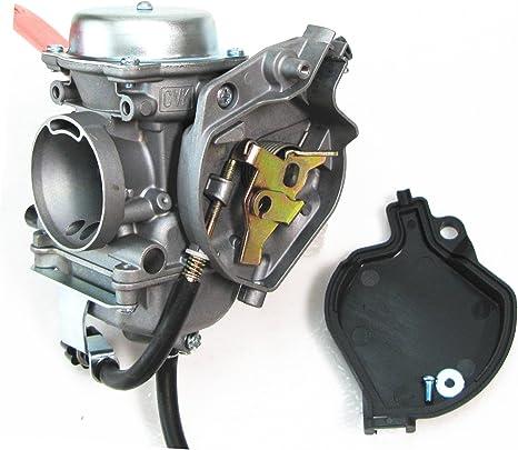 Fanuse Carburador para ATV Lakota 300 Kef300A Kef300B 1995-2000