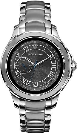 e57cc10775 [エンポリオ アルマーニ]EMPORIO ARMANI 腕時計 ALBERTO TOUCHSCREEN SMARTWATCH ART5010 メンズ 【 正規輸入品