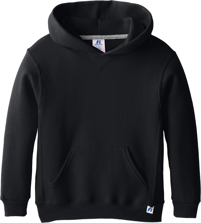 Russell Athletic Boys Dri-Power Fleece Sweatshirts, Hoodies & Sweatpants: Clothing