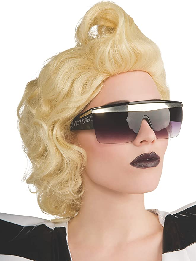 Gafas fashion de Lady Gaga™: Amazon.es: Juguetes y juegos