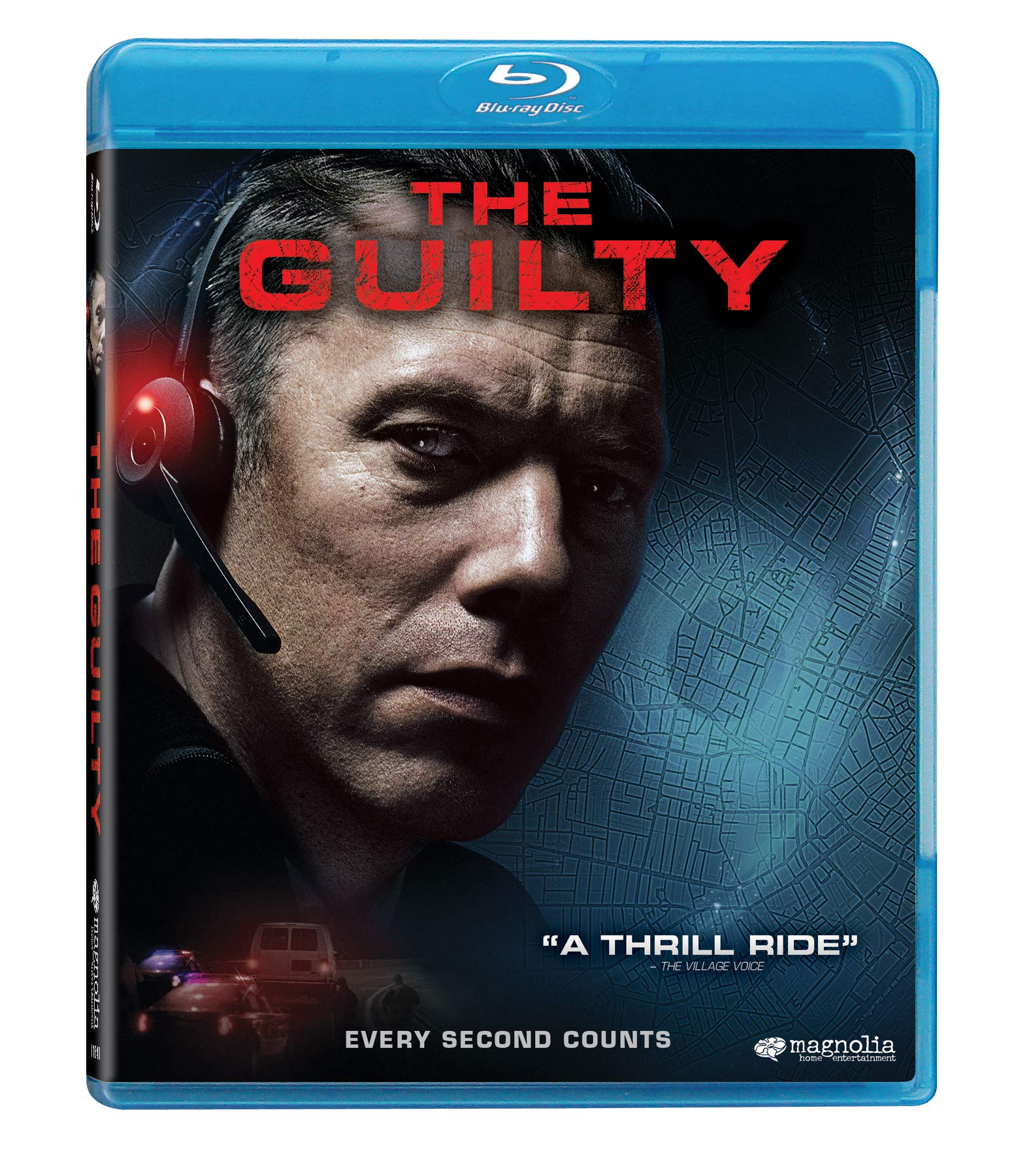 Blu-ray : The Guilty (Widescreen, Subtitled)