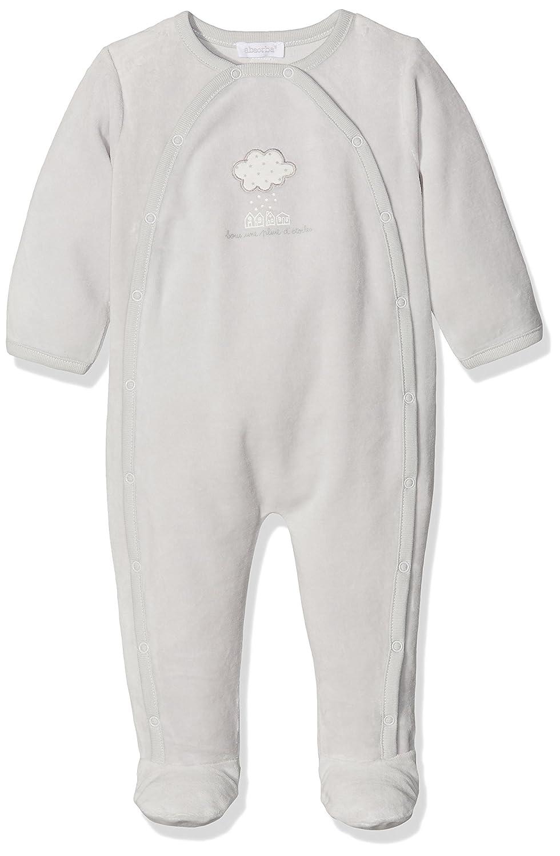 Absorba Boutique Baby Velours Essentiels Footies 9K54101