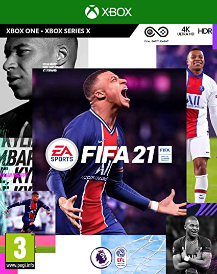 FIFA 21 - Most wanted sports game of the year