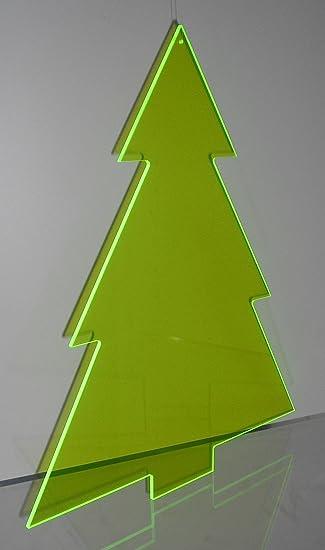 Tannenbaum Acryl.Amazon De Acryl Tanne Weihnachtsbaum Christbaum Tannenbaum Aus