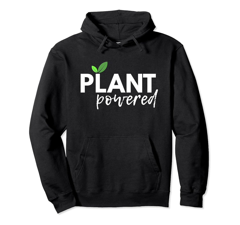 Plant Powered Hoodie – Vegan and Vegetarian Lifestyle Design-Samdetee