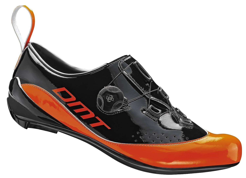 DMT 自転車用ビンディングシューズ T1 トライアスロン用 B01HIAFWES サイズ:39 ブラック