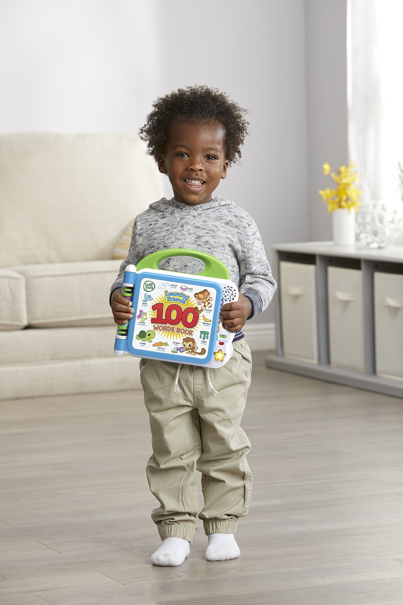 LeapFrog Learning Friends 100 Words Book, Green by LeapFrog (Image #5)
