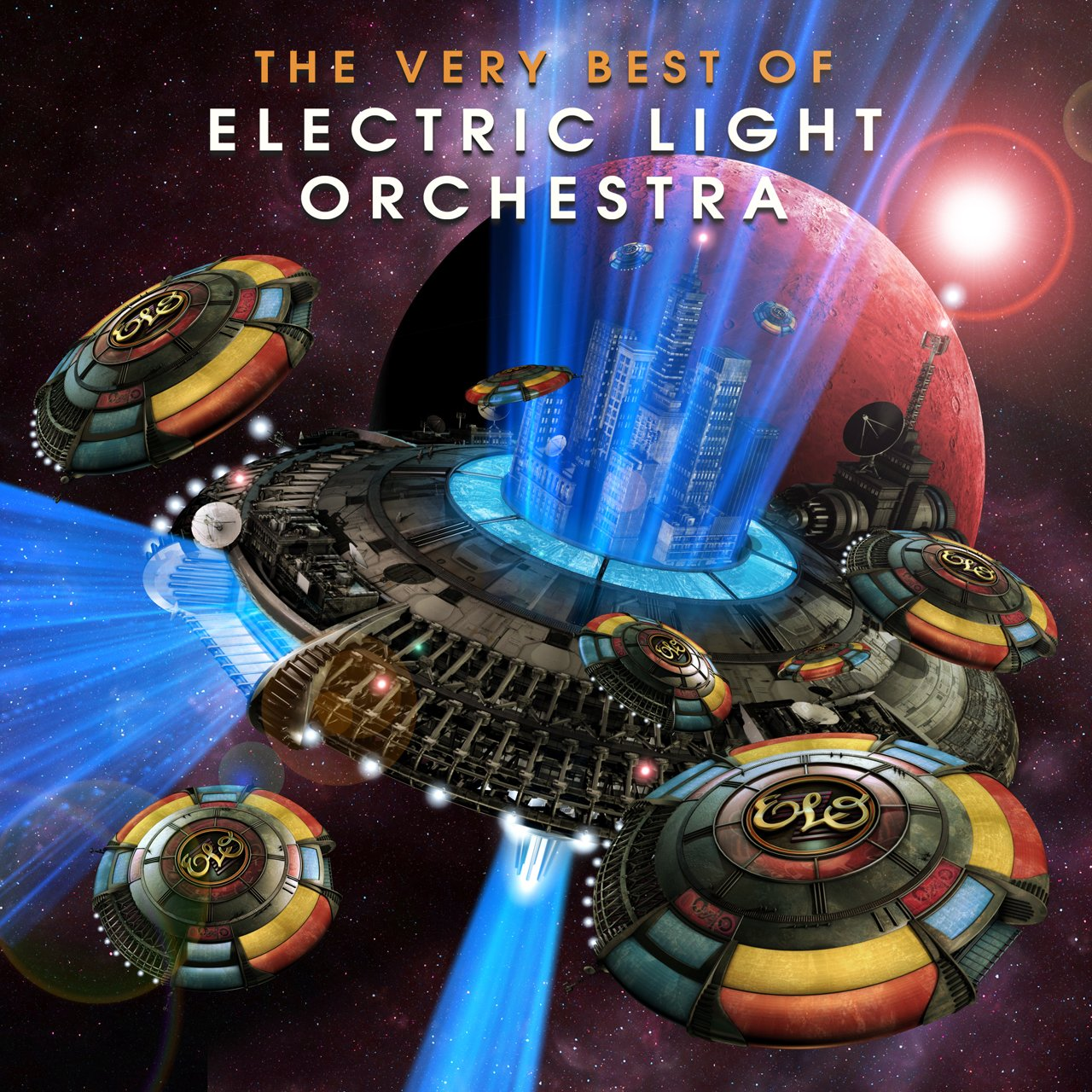 Jeff lynne's elo all over the world vinyl recording hd youtube.
