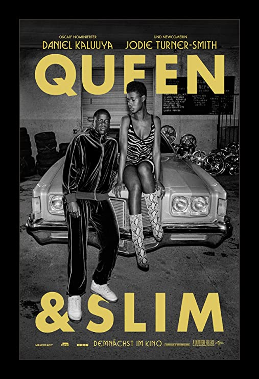 Image result for Queen & Slim poster