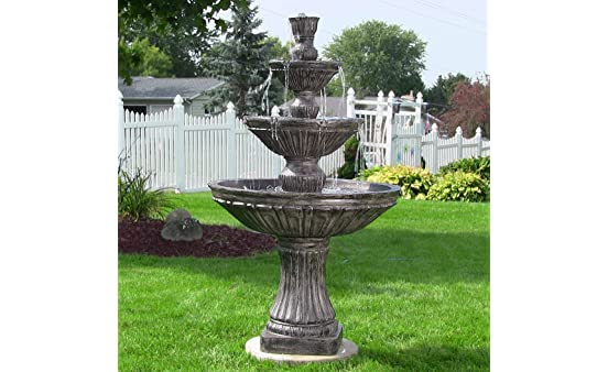 Best Water Fountain for Outdoor Garden FortunerHome