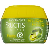 GARNIER Fructis Style Surf Hair Paste for Beach Hairstyles, 150 milliliters
