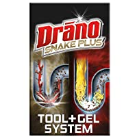 Deals on Drano Snake Plus Tool + Gel System Commercial Line