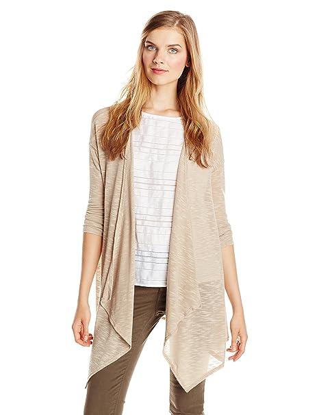 Amazon.com: Pure estilo Novias Draped largo chaqueta de ...
