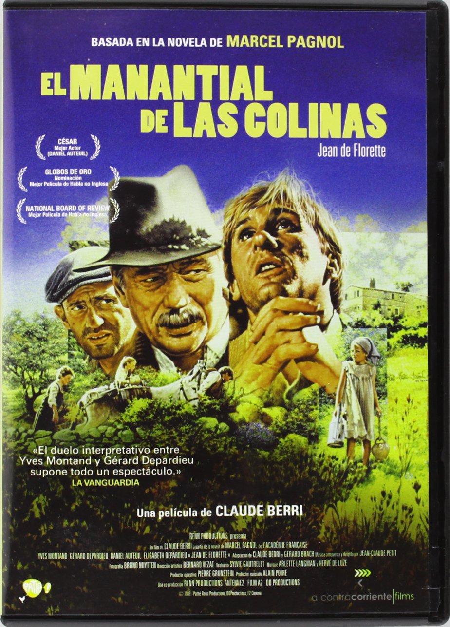 El Manantial De Las Colinas [DVD]: Amazon.es: Yves Montand