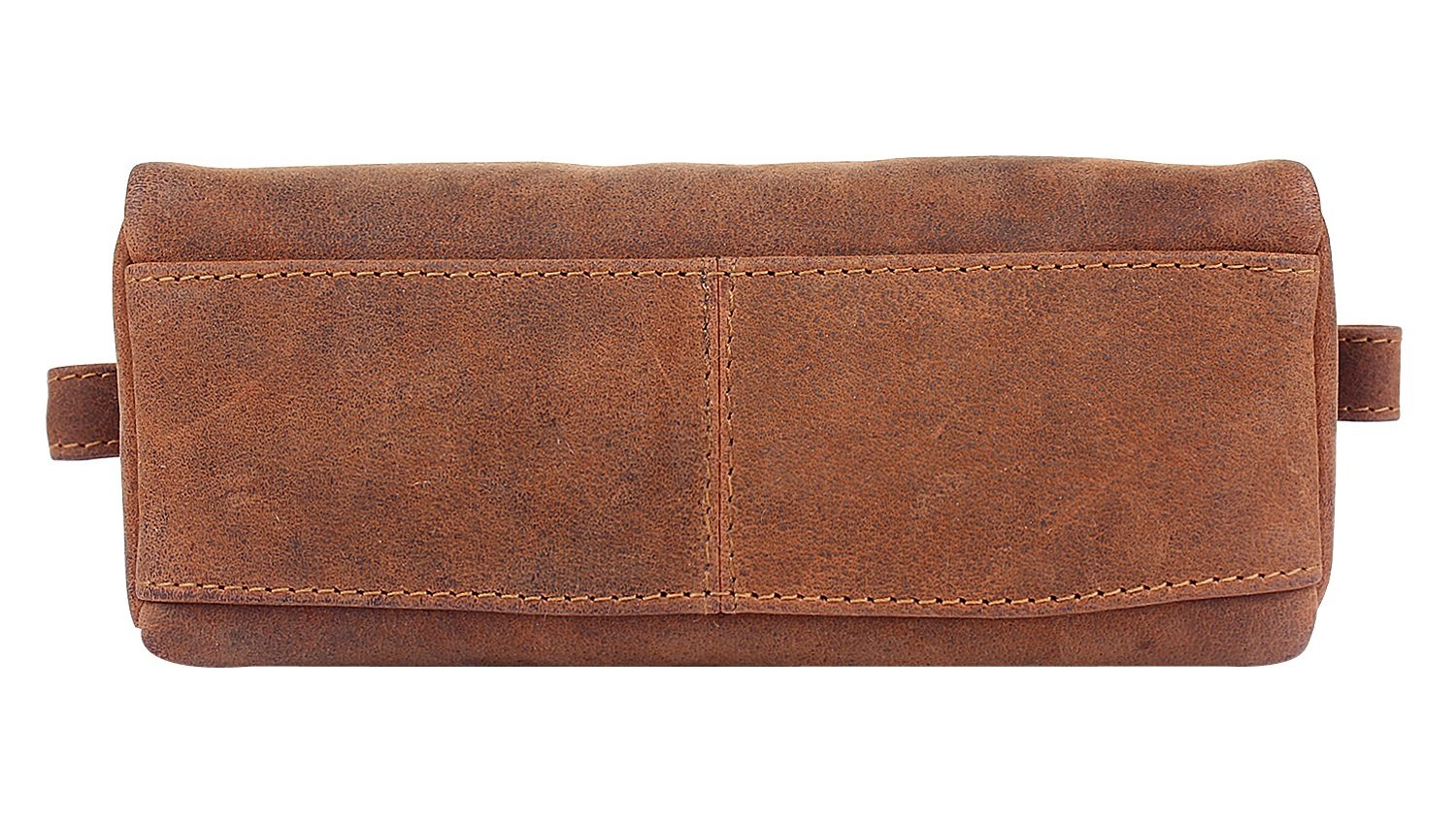 Leather Pencil Case - Zippered Pen Pouch for School, Work & Office by Rustic Town by RusticTown (Image #7)