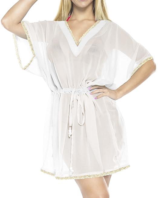 LA LEELA Halloween Costume Ropa de Playa Hawaiana Ligero Traje de ...