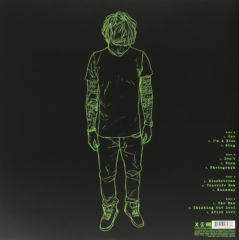 X : Ed Sheeran: Amazon.es: Música