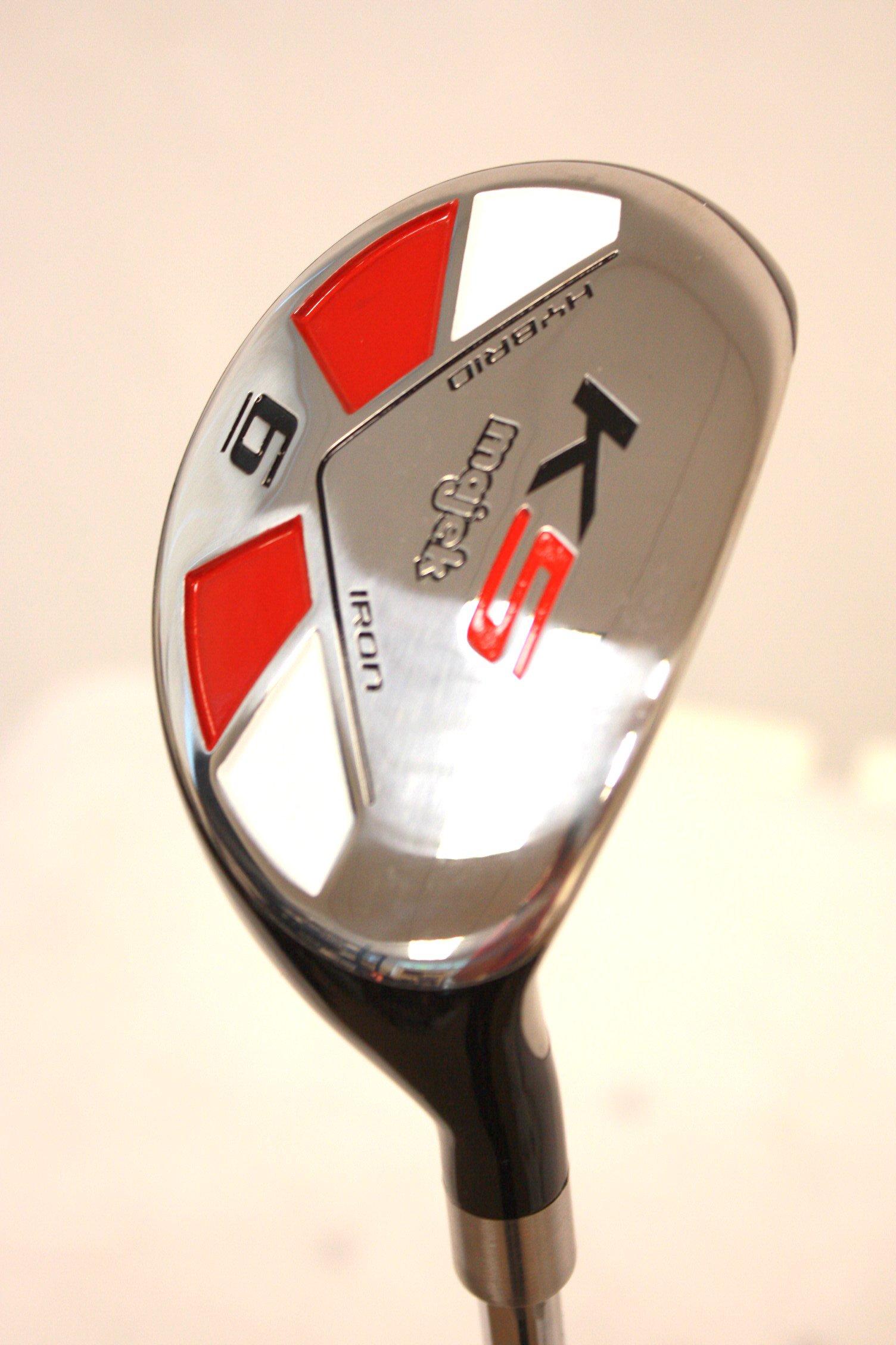 Majek Golf All Hybrid #6 Regular Flex Right Handed New Utility R Flex Club by Majek