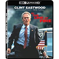 In The Line of Fire (4K UHD) [Blu-ray]