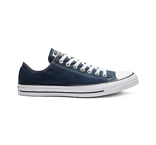 7993787fe6462 Converse Chuck Taylor All Star Season Ox, Zapatillas de Tela Unisex Adulto:  Converse: Amazon.es: Zapatos y complementos