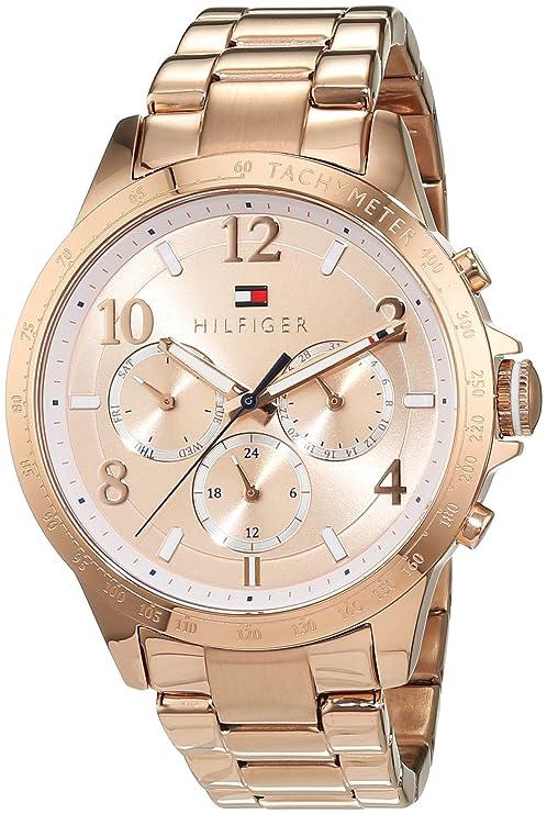 Reloj para mujer Tommy Hilfigerhttps://amzn.to/2N5Las7