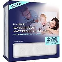 UltraBlock Queen Size Waterproof Mattress Protector