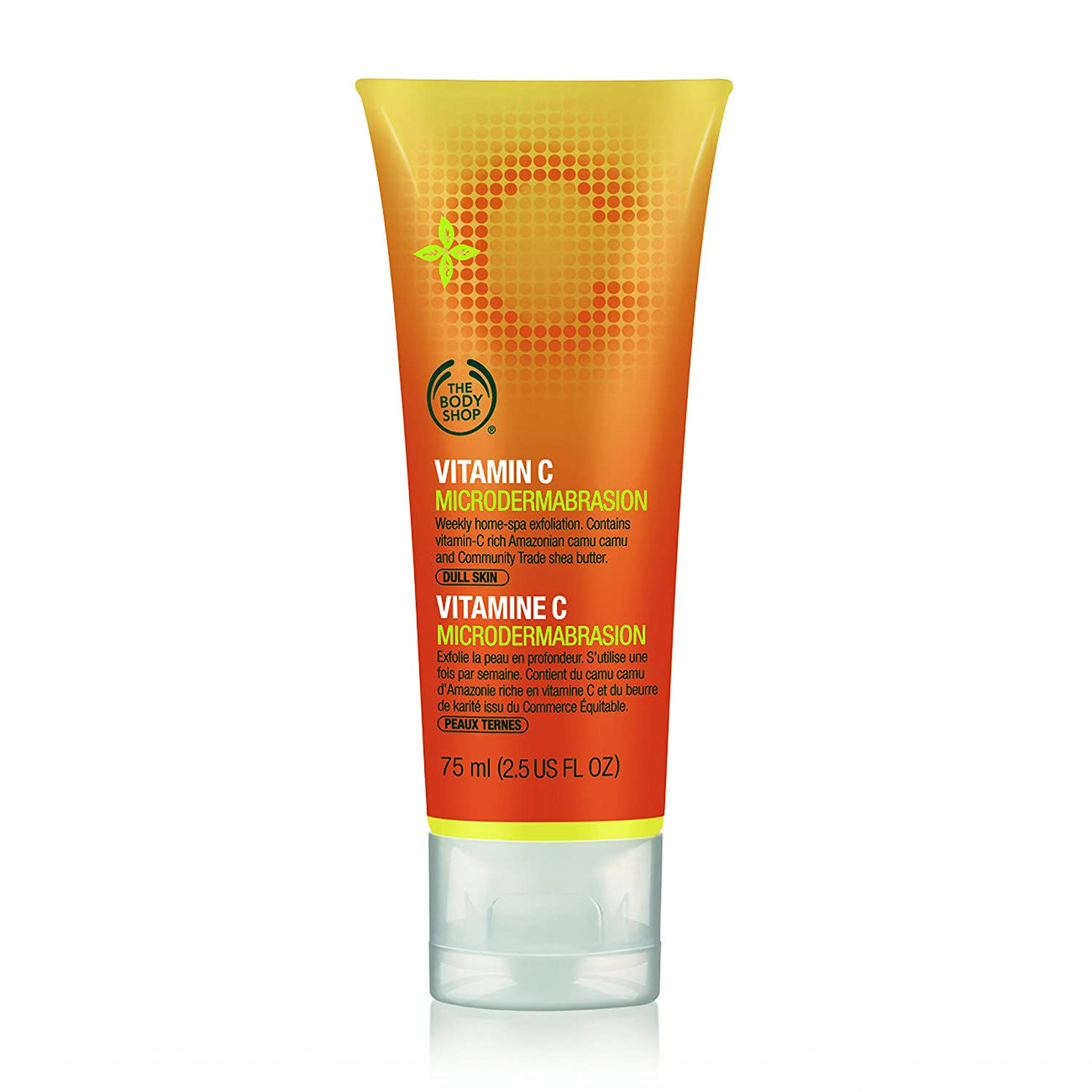 Buy The Body Shop Vitamin C Microdermabrasion 75ml Online At Low