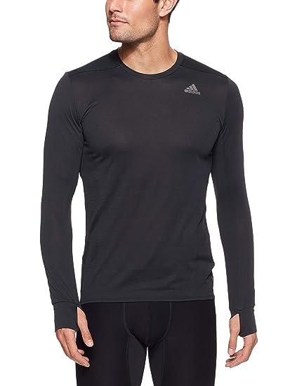 adidas Supernova tee Camiseta, Hombre, Negro, 2XL