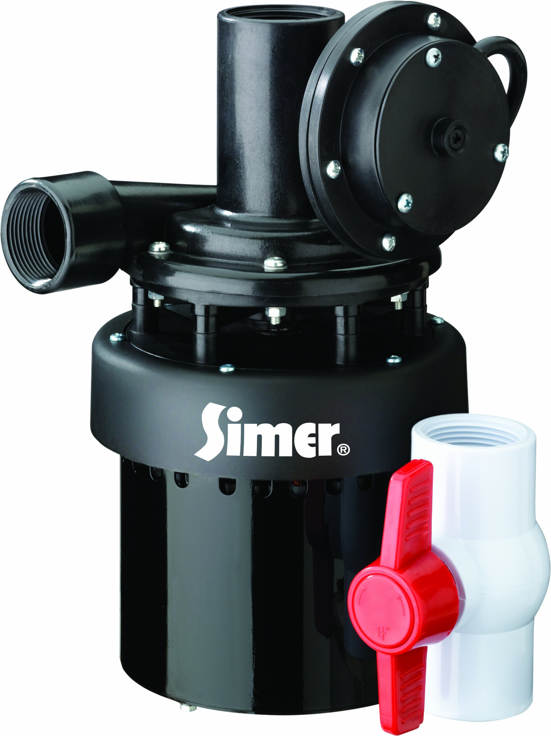 Simer 2935B 1/3 HP Utility Sink Sump Pump by Simer