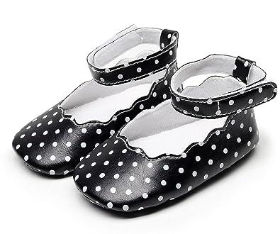 Amazon.com: bebila Niñas sandalias de bebé Mary Jane correa ...
