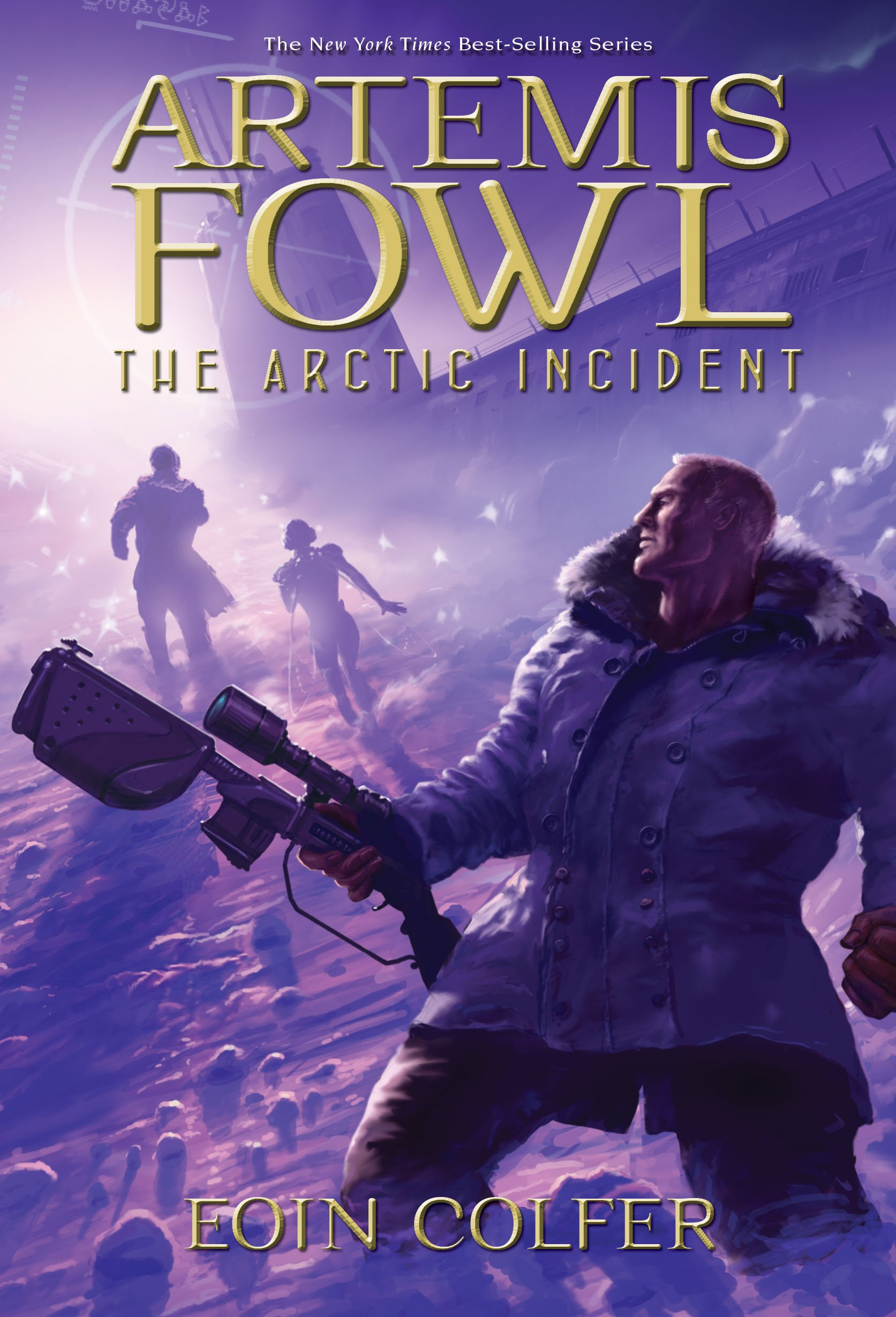 Artemis Fowl: The Arctic Incident (book 2): Eoin Colfer: 9781423124542:  Amazon: Books