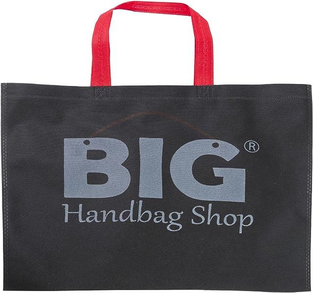 Big Handbag Shop Small Genuine Leather with Calf Fur Zip Clutch ... 89b8243800