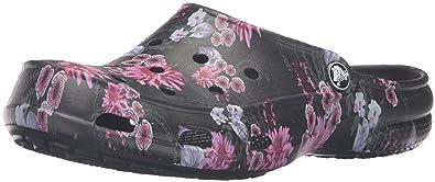265eee7d175b3e crocs Women s Freesail Graphic Clog Mule