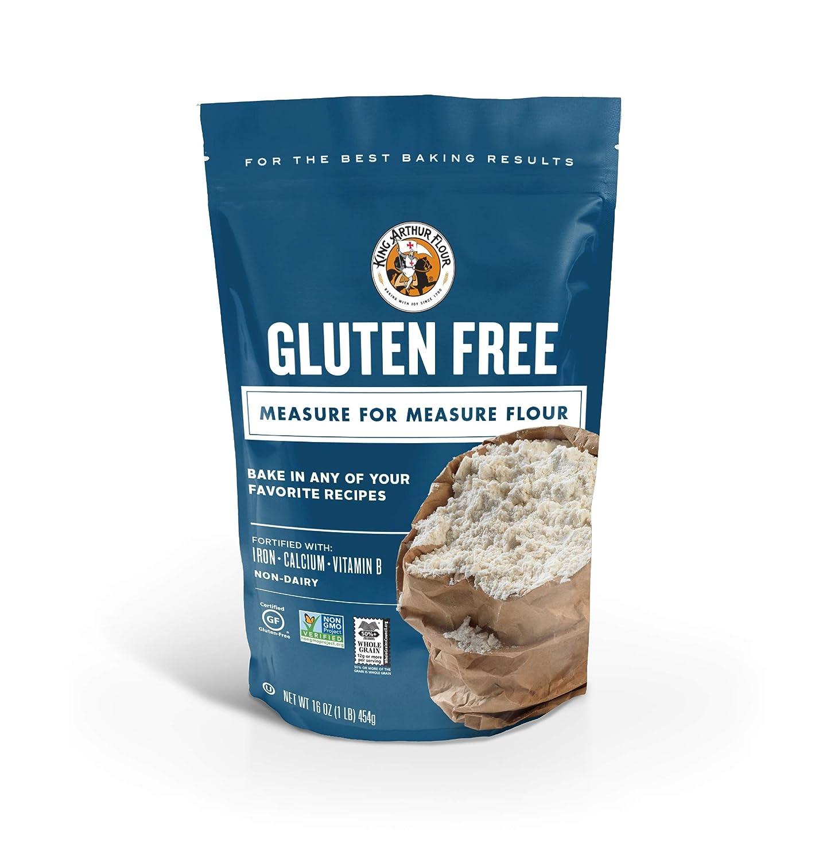 King Arthur Flour, Measure for Measure Flour, Gluten Free, 1 Pound