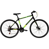 Montra Downtown 700X35C 21 Speed Super Premium Cycle(Black)