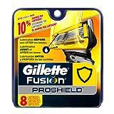 Amazon Price History for:Gillette Fusion ProShield Men's Razor Blade Refills, 8 Count