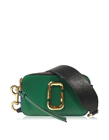 611d20e70 Marc Jacobs Designer Handbags Snapshot Green Grass Saffiano Leather Small Camera  Bag: Amazon.co.uk: Welcome