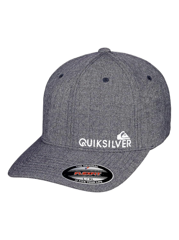 Quiksilver Sidestay - Gorra Flexfit® para Hombre AQYHA04121: Amazon.es: Ropa y accesorios