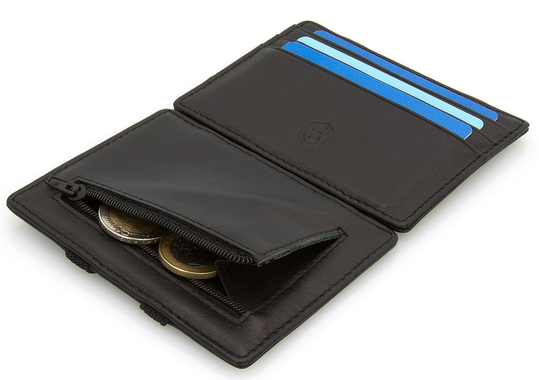 slimpuro magic wallet vegas geldb rse mit m nzfach und. Black Bedroom Furniture Sets. Home Design Ideas