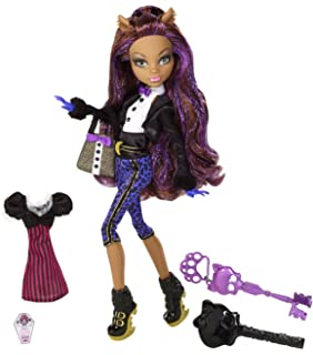 Monster High Y4310 - Picture Day Abbey Bominable: Amazon.es: Juguetes y juegos