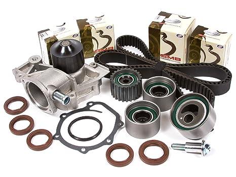 Evergreen tbk172awpt Subaru EJ18 ej22 90-feb. 97 Correa de distribución Kit Bomba de