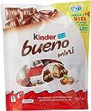 Kinder Bueno Mini Chocolate Packet, 12 x 108 Grams