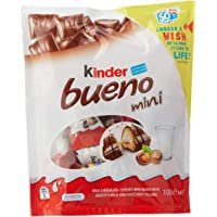 Kinder Bueno Mini Chocolate Packet, 12 x 108 Grams