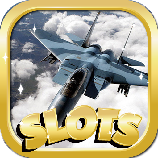 Free Online Slots Machines   Air Force Disco Edition   Free  Live  Multiplayer Casino Slot Game