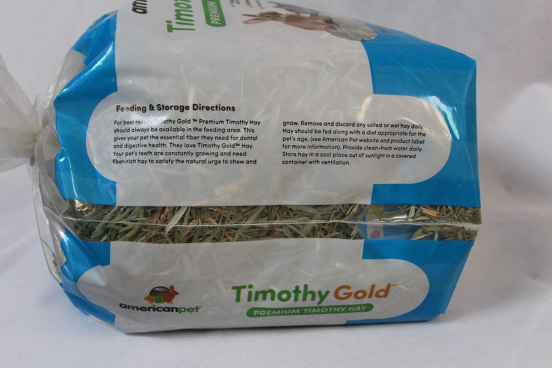 American Pet Diner Timothy Gold Hay, 24 oz.